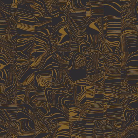Glass Distortion  black
