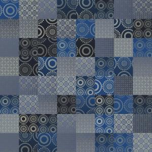 new spanish tile  blue