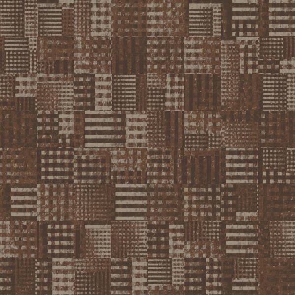Checky  brown
