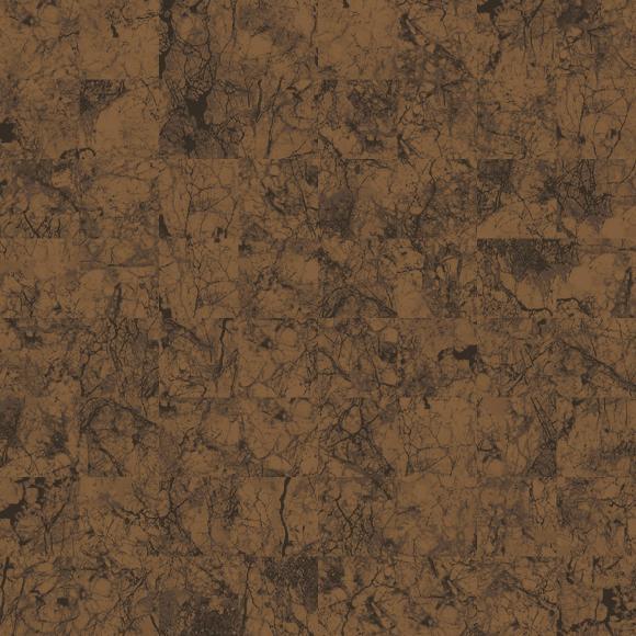 Quartz rust/brown