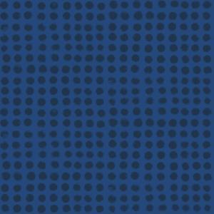 watercolour dot  blue