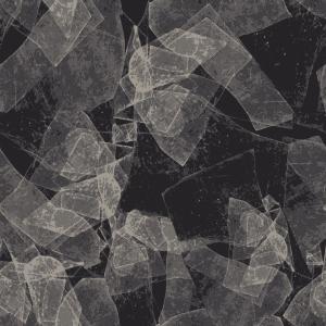 paper silk black