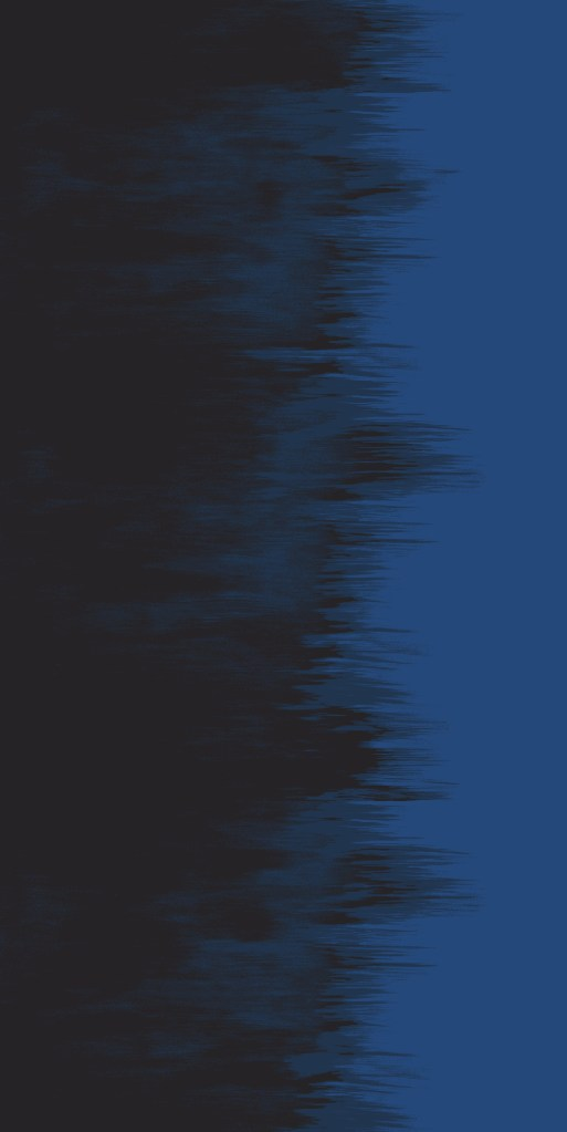 brush corridor 195 cm  blue