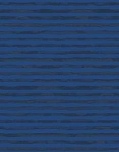 watercolour stripe  blue