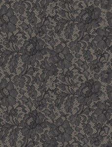 silk lace grey