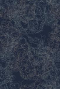 crinoline blue