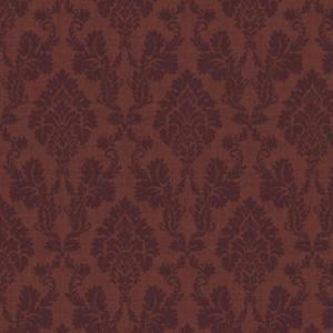 indian damask  red