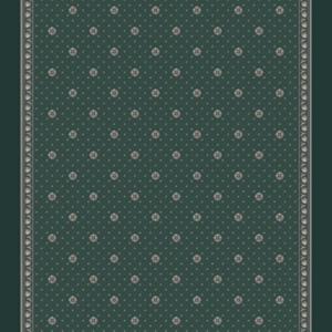 rosette corridor 195 cm  green