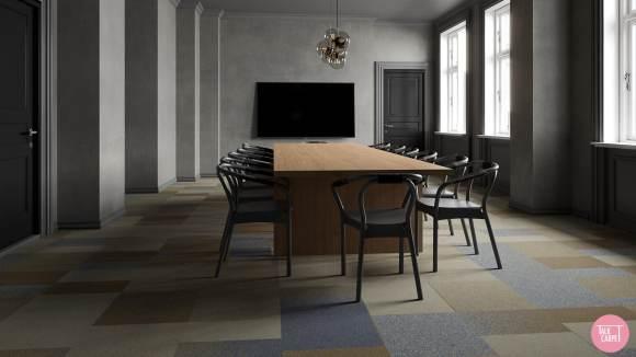 gradient carpet tile, Gradient carpet tile and soft tones for our vintage inspired palette
