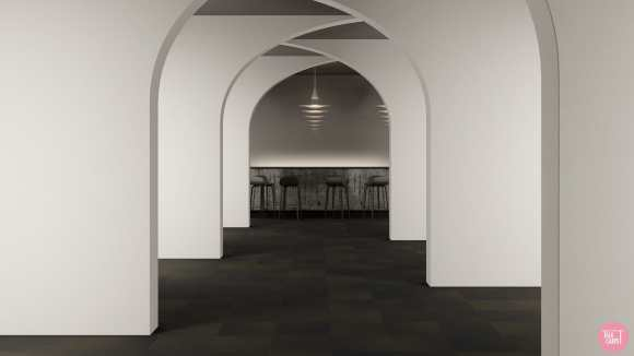 modern minimalist carpet, Modern minimalist carpet palette pays tribute to Morgan Otagburuagu's work