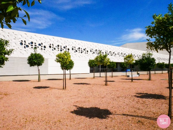 c3a cordoba, Check out Cordoba's center for contemporary art