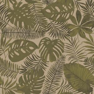 Jungle Leaf Beige