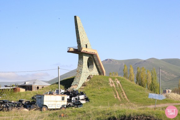 abandoned soviet structures, Discovering Abandoned Soviet structures in the Armenian countryside