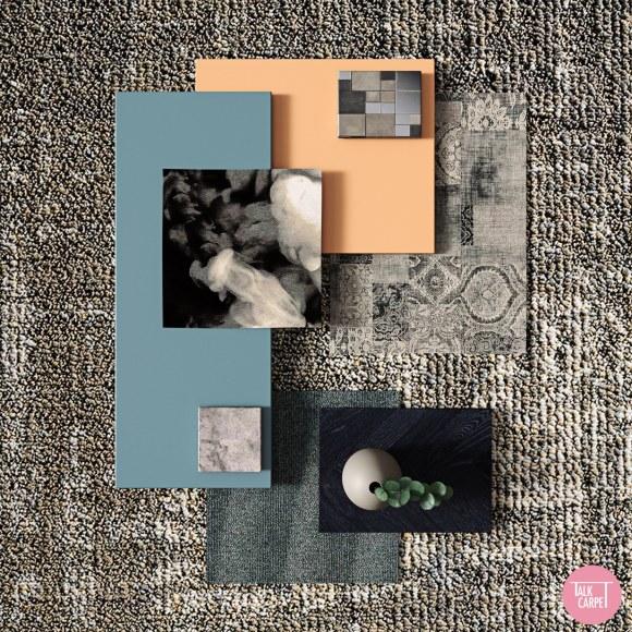 soft gray color palette, Artist focus on Zhora Gasparyan and his soft gray color palette