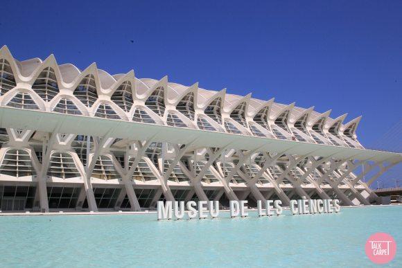 3D Carpet, 3D carpet as a wanderlust flash back to our visit of Calatrava's masterpiece