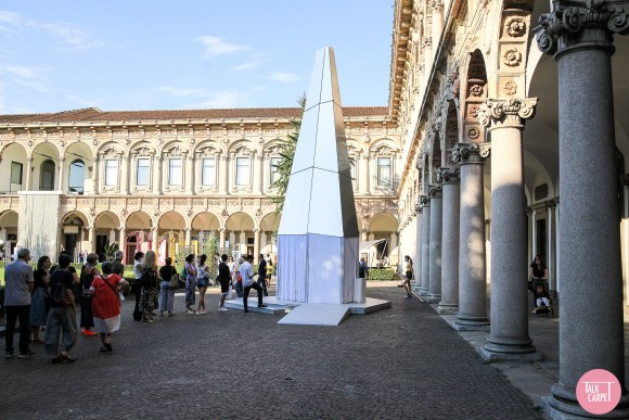 Interni Creative Connections, The Interni Creative Connections exhibit during Milan Design Week 2021