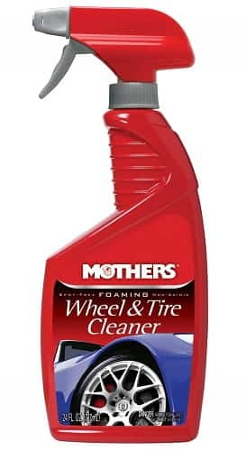 Mothers 05924 Foaming Wheel & Tire Cleaner