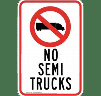 Trucking-News w/Ruthann Punishing Truckers