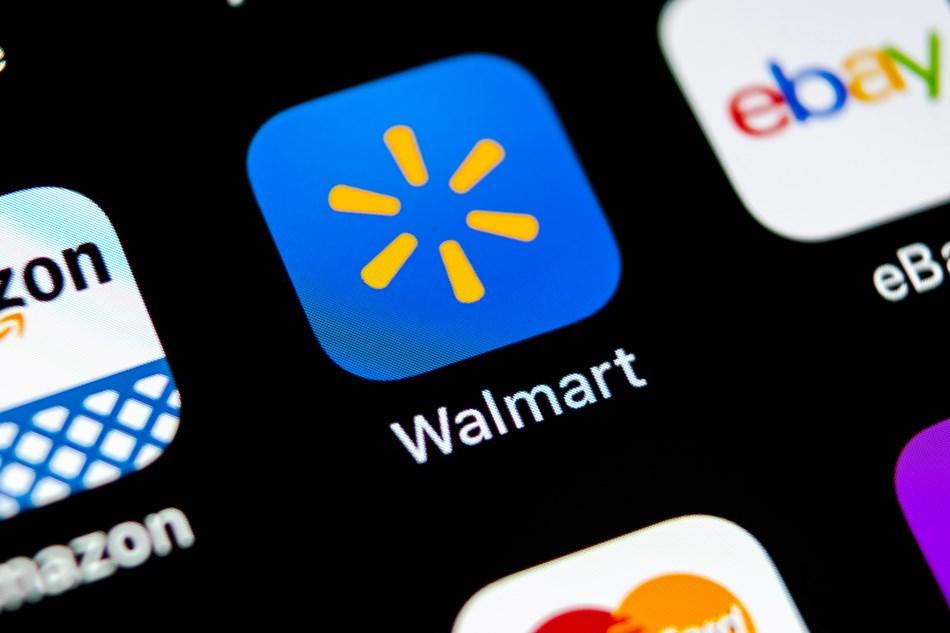 Walmart, Amazon, Ad Sales