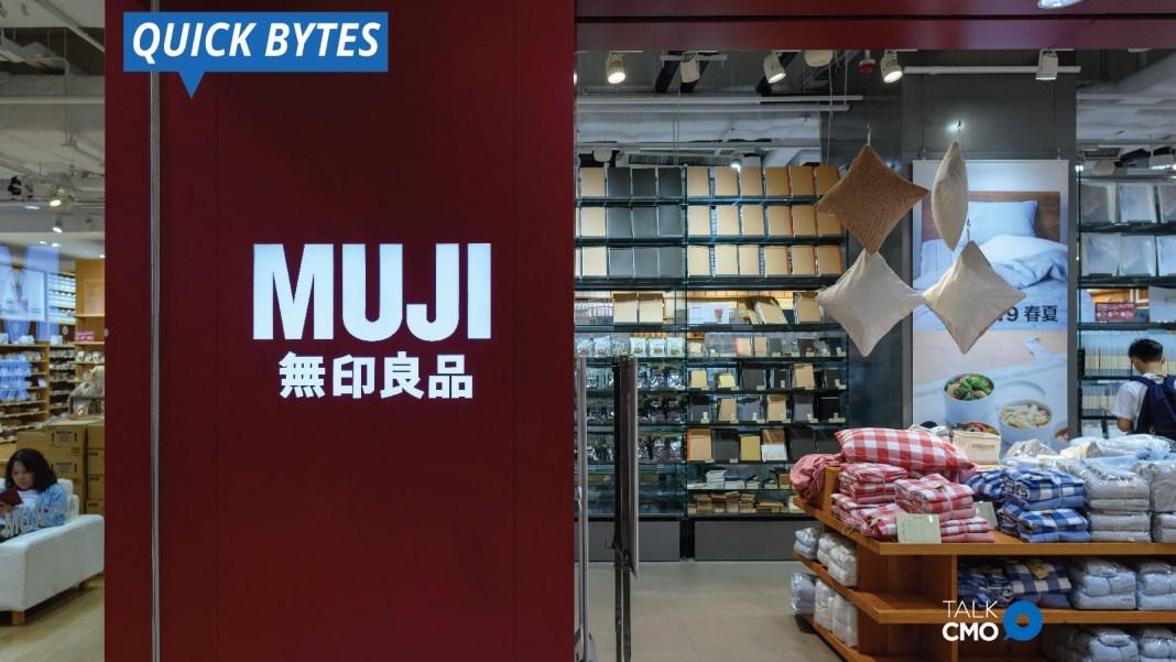 Muji, China