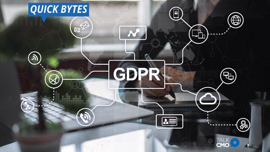 GDPR Complaint Companies, Capgemini Research Institute, customer engagement,