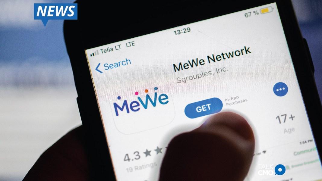 Facebook, MeWe,Social App