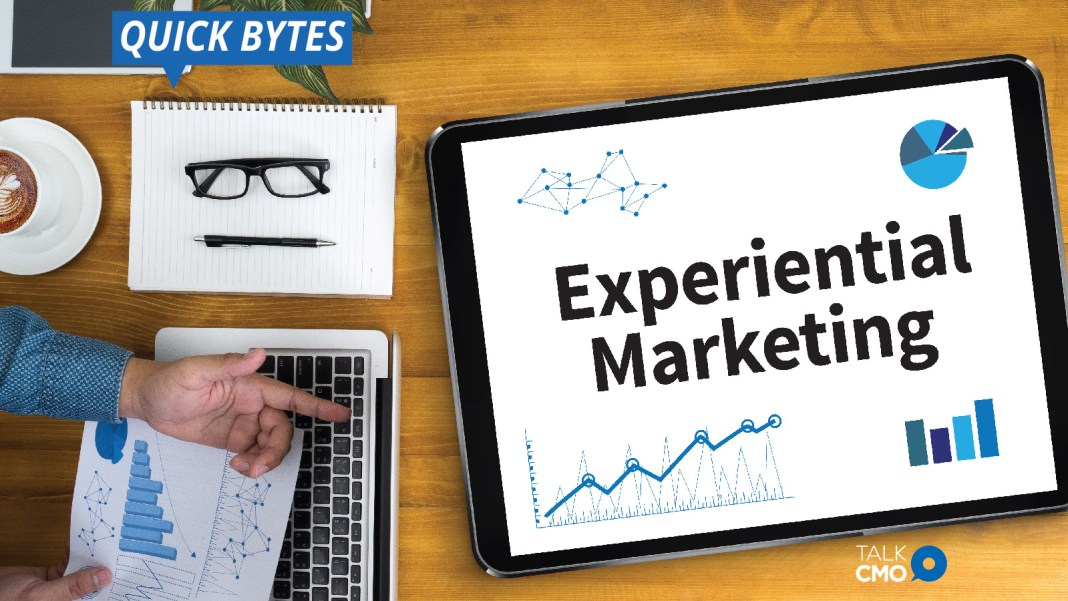 Experiential marketing, businesses, personalize, marketing, data, customer