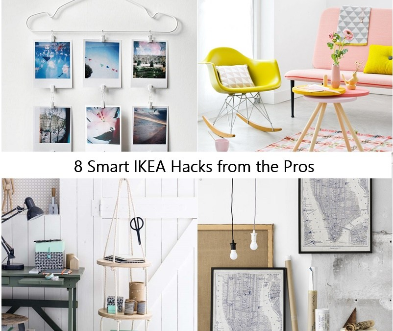 8 Smart IKEA Hacks from the Pros