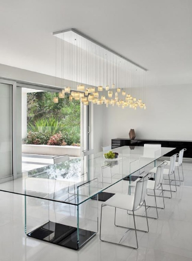 A Glass Table