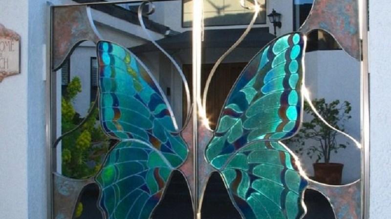 8 Extraordinary Gate Designs To Inspire You