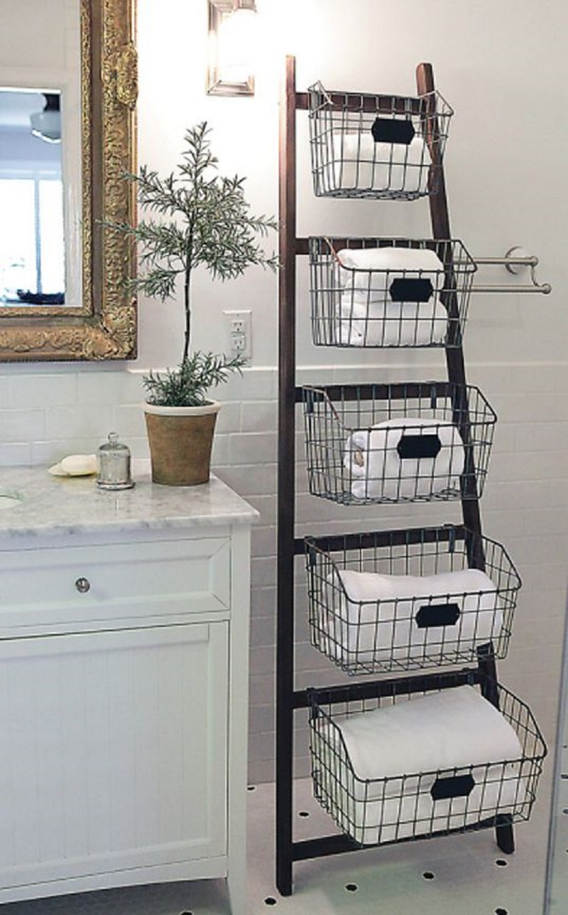 Hang Wire Baskets