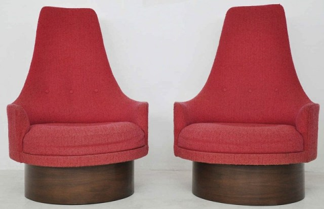 High Back Swivel Chairs
