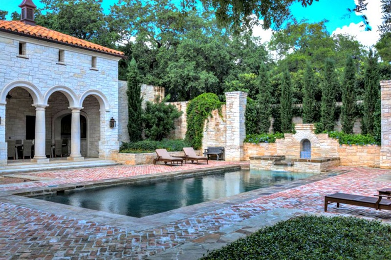 Hill Country Pool