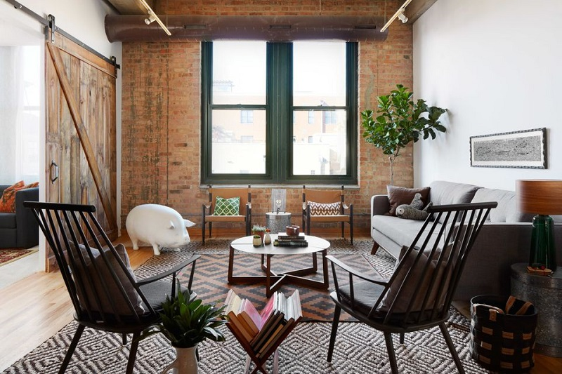 Layer Patterned Rugs