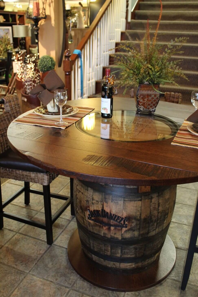 Wine Cellar Dining Table