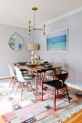 Quirky Modern Dining Room