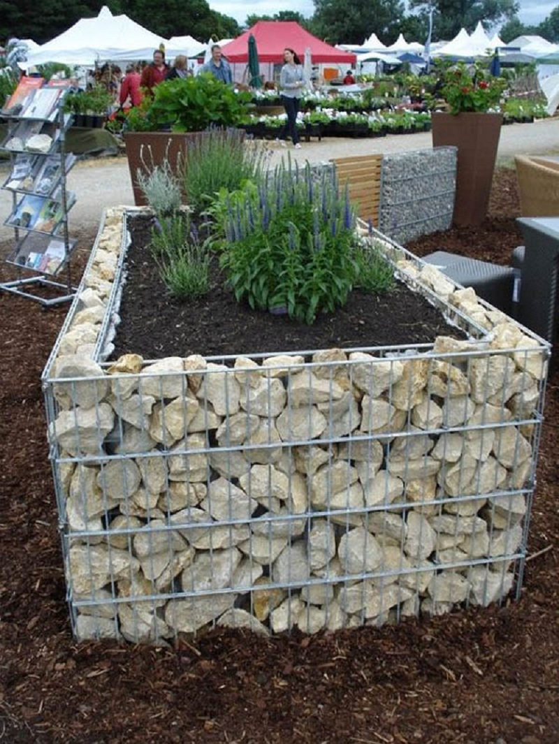 Rectangular Shape Gabion