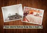 8 Unique Industrial Bedroom Design Ideas To Inspire You