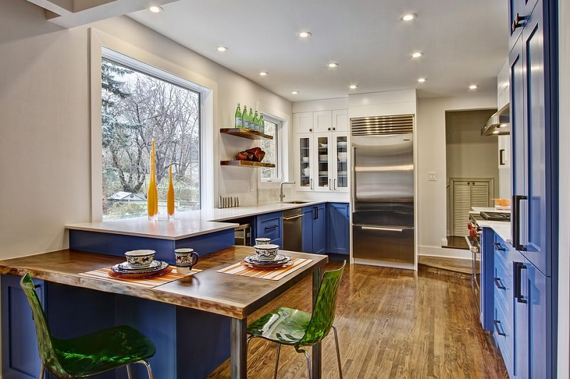 Cobalt Kitchen Design