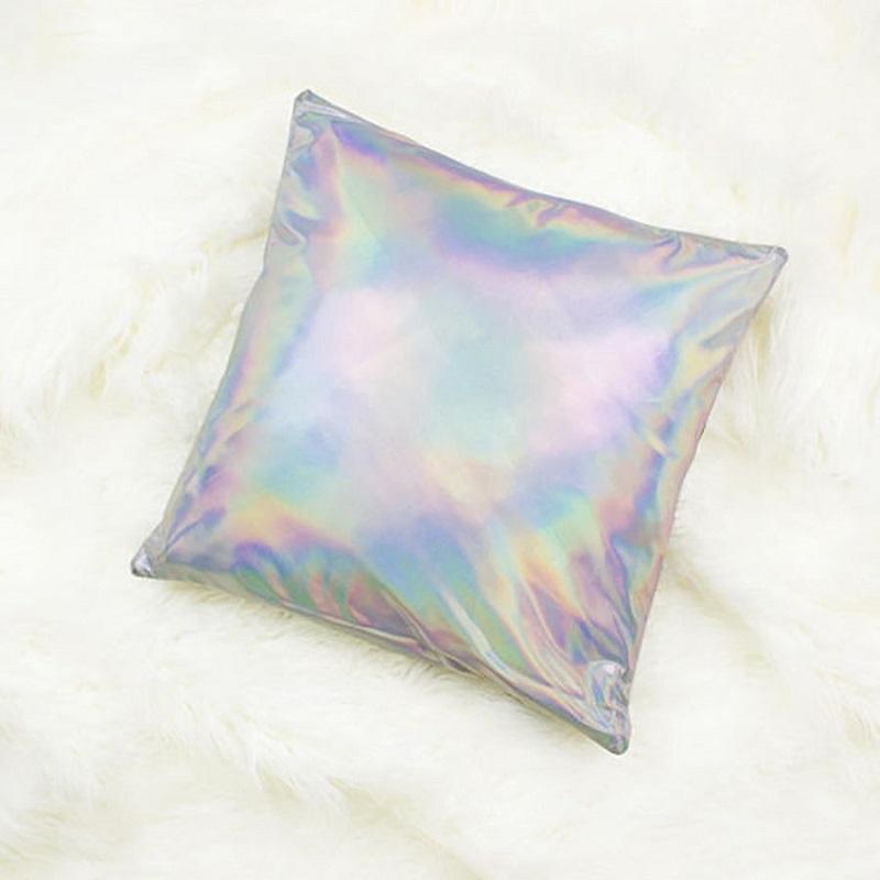 Iridescent Pillow