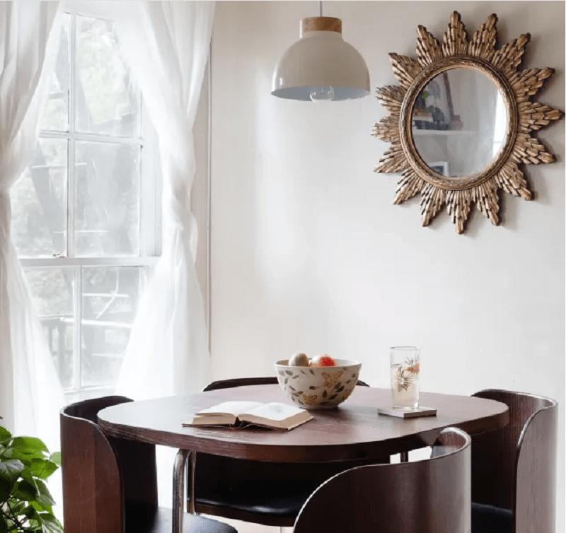 Sunburst Mirror For Decoration