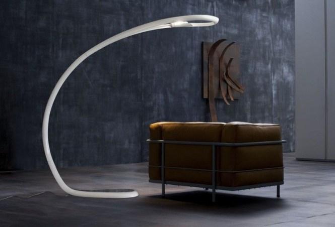 The Semjase Floor Lamp