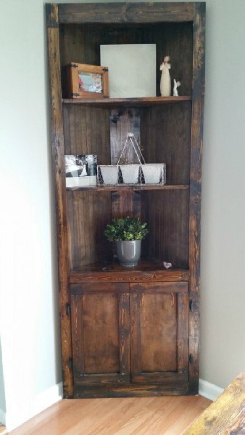 Country Style Storage Space