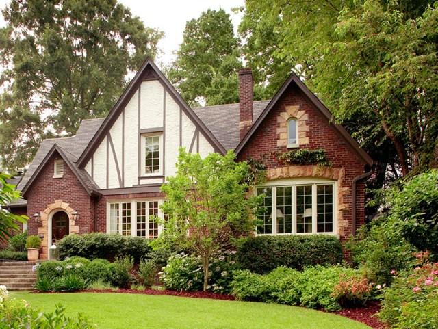 Tudor Style Home Decor