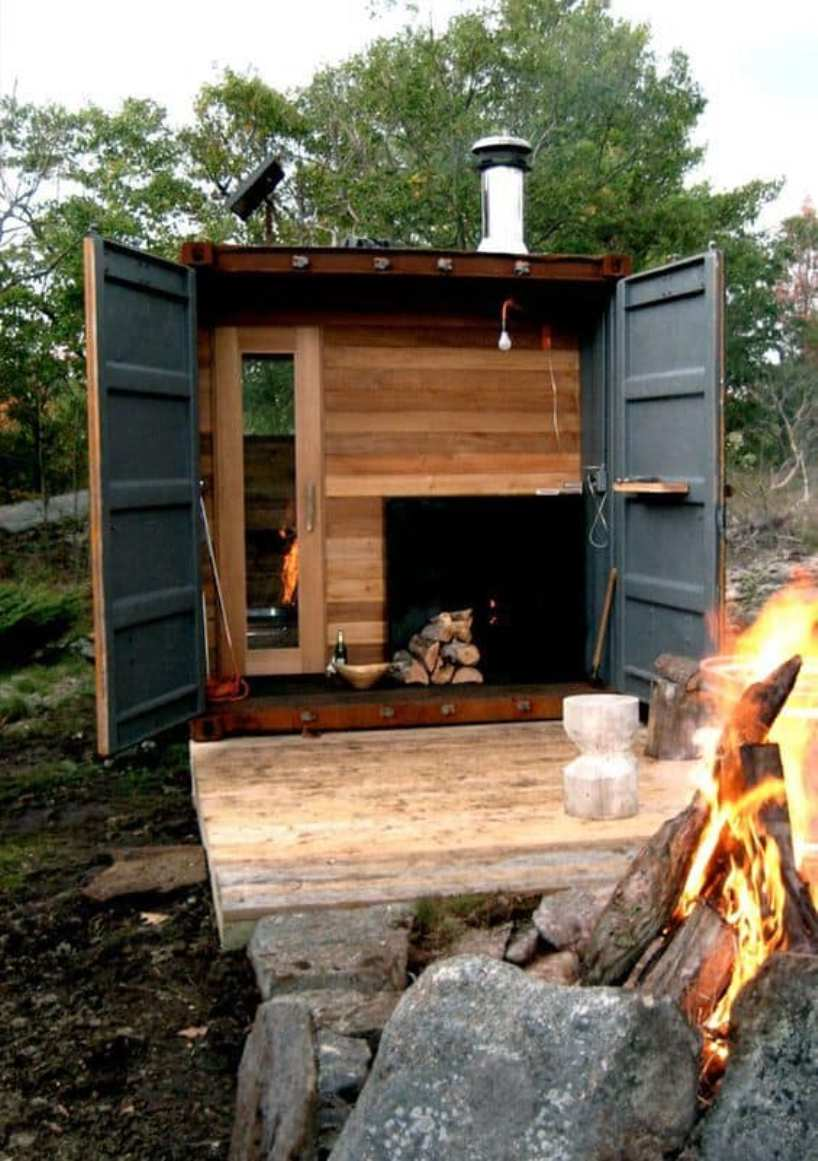 A Sauna Box For You To Build