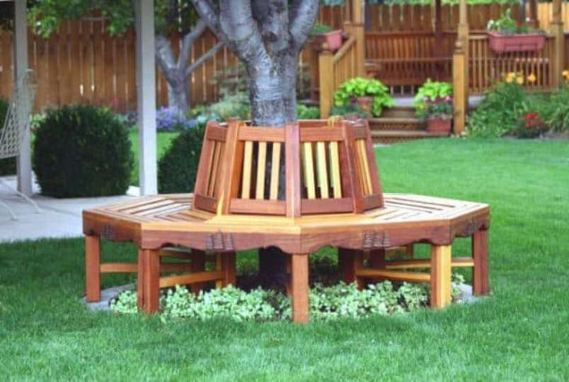 Attractive Bench Design