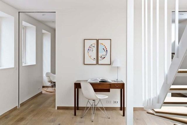 Hallway Home Office