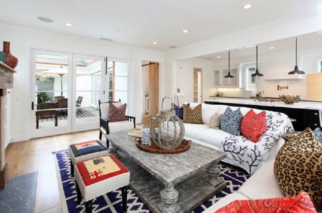 Lido Island Living Room