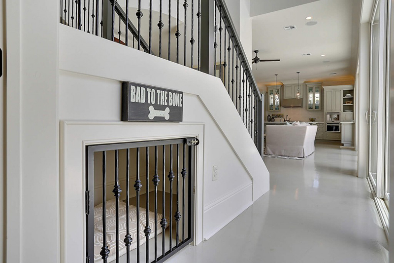 Dog House Under The Staircase