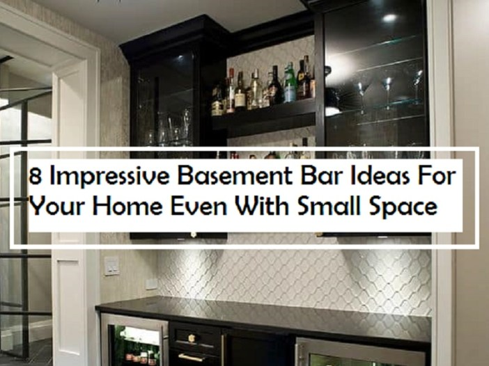 8 Impressive Basement Bar Ideas For Your Home Even With Small Space